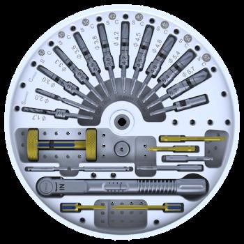Kit de instrumente pentru Implantul QZA