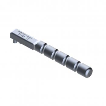 Cheie QZA cu manetă pentru implantologie